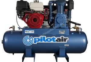 K30P Reciprocating Air Compressor - Petrol Driven