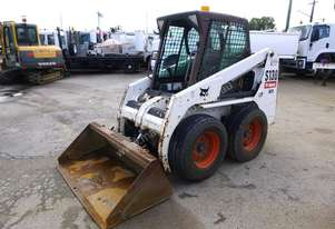 2008 Bobcat S130 Tyred Open Cabin Skid Steer IN AUCTION