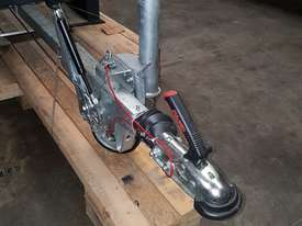 Diesel Portable Air Compressor 185cfm  102psi WENDEL KOMPRESSOREN - picture4' - Click to enlarge