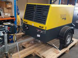 Diesel Portable Air Compressor 185cfm  102psi WENDEL KOMPRESSOREN - picture5' - Click to enlarge