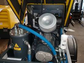 Diesel Portable Air Compressor 185cfm  102psi WENDEL KOMPRESSOREN - picture9' - Click to enlarge