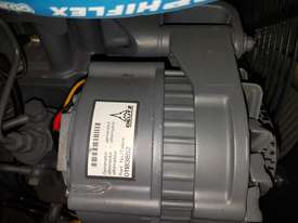 Diesel Portable Air Compressor 185cfm  102psi WENDEL KOMPRESSOREN - picture14' - Click to enlarge