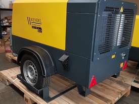 Diesel Portable Air Compressor 185cfm  102psi WENDEL KOMPRESSOREN - picture19' - Click to enlarge