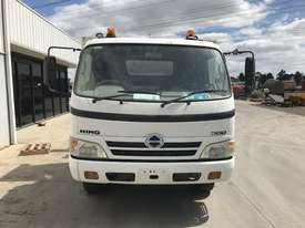 2010 Hino 300 Tipper / Crane Truck - picture2' - Click to enlarge