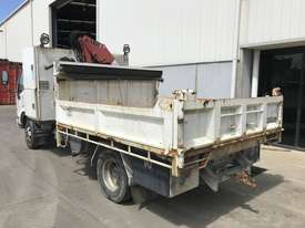 2010 Hino 300 Tipper / Crane Truck - picture6' - Click to enlarge