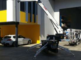 PB1380 � 13m Crawler Mounted Spider Lift - picture4' - Click to enlarge