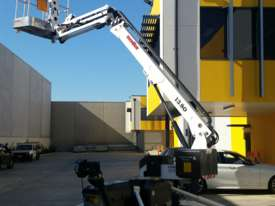 PB1380 � 13m Crawler Mounted Spider Lift - picture5' - Click to enlarge