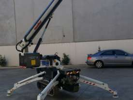 PB1380 � 13m Crawler Mounted Spider Lift - picture6' - Click to enlarge