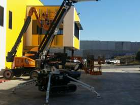 PB1380 � 13m Crawler Mounted Spider Lift - picture7' - Click to enlarge
