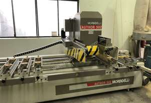 Morbidelli CNC Pod Machine