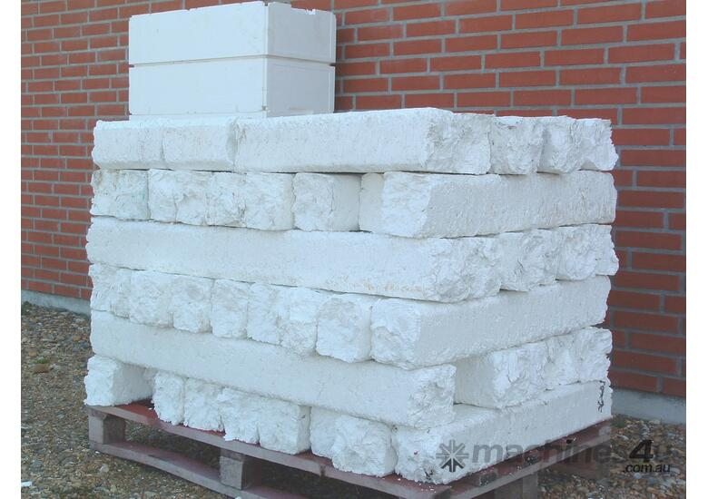 Expanded Polystyrene Compactor - Low Foot Print SK120