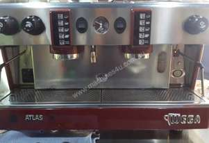Used Wega EVD2AT Atlas 2 Group Espresso Machine