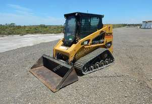 2012 CAT 247B3 Tracked Skidsteer Loader