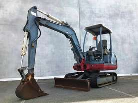 TAKEUCHI TB125 2.6T MINI EXCAVATOR S/N - 864 - picture8' - Click to enlarge