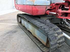 TAKEUCHI TB125 2.6T MINI EXCAVATOR S/N - 864 - picture13' - Click to enlarge