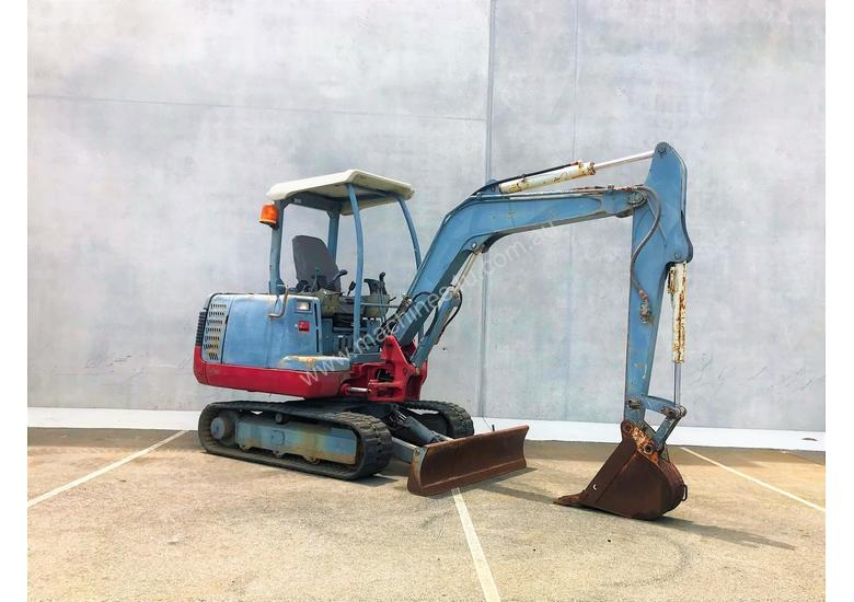 Takeuchi TB125 2.5t Excavator Price Dropped 864