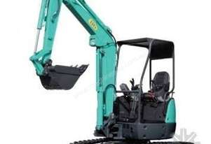 IHI 35VX3 Mini Excavator - with expandable tracks
