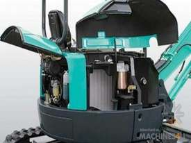 IHI 35VX3 Mini Excavator - with expandable tracks - picture0' - Click to enlarge