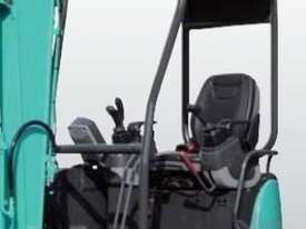 IHI 35VX3 Mini Excavator - with expandable tracks - picture2' - Click to enlarge
