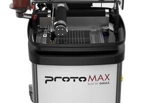 ProtoMAX - World's First High Performance Personal Abrasive Waterjet