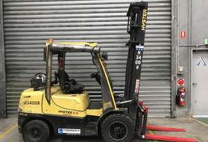 Hyster H3.50 LPG / Petrol Counterbalance Forklift