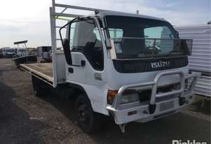 Isuzu 2004   NPR 250 Medium