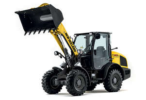 New Holland W50C Compact Wheel Loader