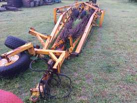 Articulated Chain Rotary Harrow - picture1' - Click to enlarge