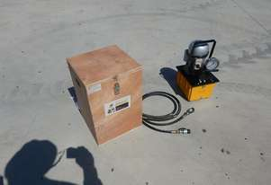Unused Ashita HHB-630B Hydraulic Pump Set - 2991-84