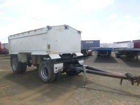 Freighter Dog Tipper Trailer - picture1' - Click to enlarge