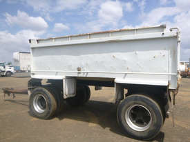 Freighter Dog Tipper Trailer - picture16' - Click to enlarge