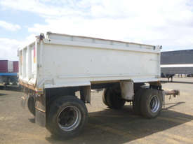 Freighter Dog Tipper Trailer - picture0' - Click to enlarge