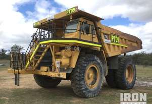 Caterpillar 1995 Cat 777C Dump Truck