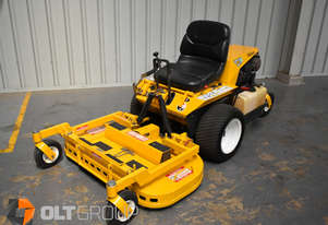 Walker Mower MBK 18hp Petrol Mulch or Side Discharge Deck Available
