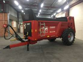 Gilibert by Pichon, Helix (10m3) 6 Pro Muck (Manure) Spreader - picture0' - Click to enlarge