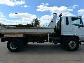 2008 MITSUBISHI FIGHTER FM Tipper   - picture6' - Click to enlarge