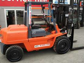 Forklift diesel 4 ton container mast - picture5' - Click to enlarge