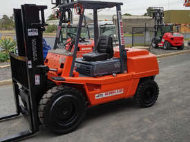 Forklift diesel 4 ton container mast - picture7' - Click to enlarge
