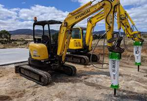 EE-RB30S Rock Breaker Hydraulic Hammer