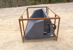 High Dump Skidsteer Bucket
