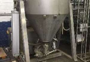 Mayonnaise/Sauces Mixer/Emulsifier