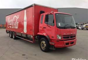 2009 Mitsubishi Fuso Fighter 14 FN63