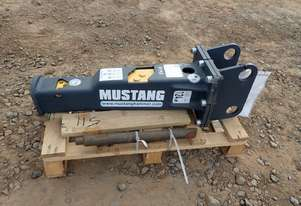 Mustang HM100 Hydraulic Hammer to suit Mini Excavator