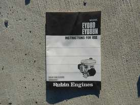 Robin EY08 2.0HP 4 Stroke Petrol Engine - picture2' - Click to enlarge