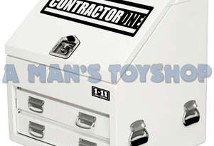 TOOLBOX TRUCK BOX 2 DRAWER 700MM WIDE