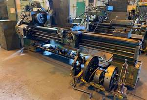 Nuttall   Centre Lathe