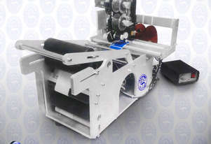 Flamingo Bench-top Manual Wrap-around Labeller (EFL-B50-HOTFOIL)