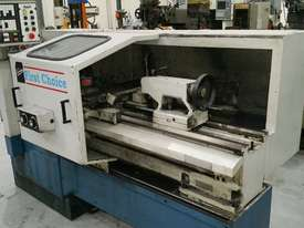 used Kirloskar cnc lathe - picture0' - Click to enlarge