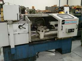 used Kirloskar cnc lathe - picture2' - Click to enlarge