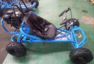 GO KART196CC PETROL 6.5HP BILLY CART